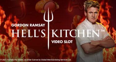 Gordon Ramsay Hell's Kitchen™ Video Slot: Γευστικό… ταξίδι στο Λας Βέγκας