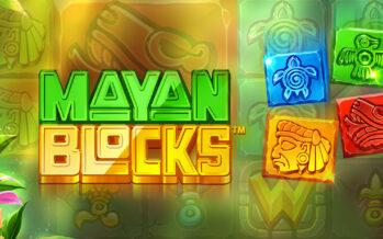 Mayan Blocks: Νέο φρουτάκι με εντυπωσιακά γραφικά από την Playtech