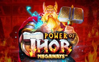 Power of Thor Megaways: Εντυπωσιακό φρουτάκι από την Pragmatic Play