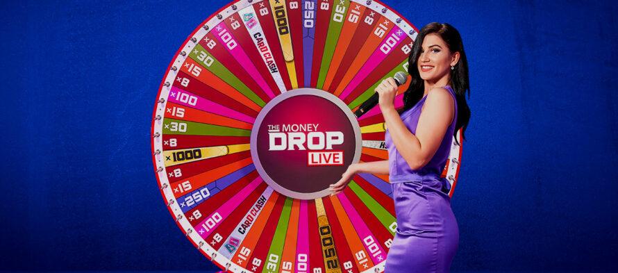 Money Drop Live: H νέα, εντυπωσιακή πρόταση της Playtech στο live καζίνο